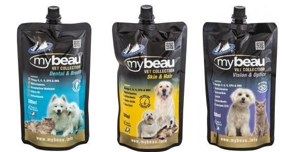 MYBEAU VET COLLECTION FOR DOGS & CATS
