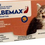 Milbemax Worming Tablets For Small Cats 0.5-2kg