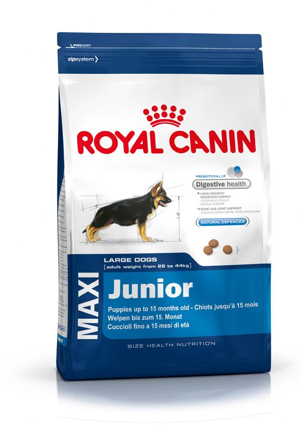 ROYAL CANIN MAXI DOG JUNIOR 15KG